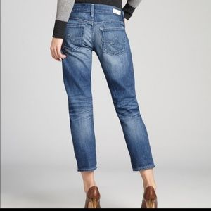 AG Adriano Goldschmied Piper Crop Slouchy